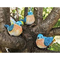Bluebird Figurines Set Of 3 Styles 4