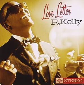 R Kelly Love Letter Dvd