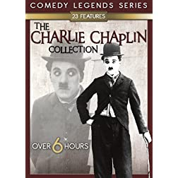Charlie Chaplin Vol. 1 - 23 Features!
