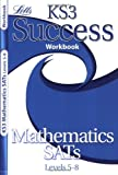 KS3 Success Workbook Maths Levels 5-8 (KS3 Success Workbooks) (Letts Key Stage 3 Success)