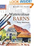 Watercolour Barns