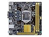 ASUSTeK Intel H81搭載 マザーボード LGA1150対応 H81I-PLUS【mini-ITX】