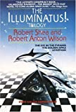 img - for The Illuminatus! Trilogy: The Eye in the Pyramid, The Golden Apple, Leviathan by Robert Shea, Robert Anton Wilson (1983) Paperback book / textbook / text book