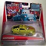 Disney Pixar Cars, Toon Die-Cast, Komodo, 1:55 Scale