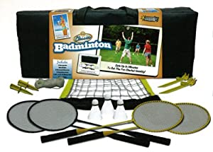 Click here to buy Driveway Games Classics: Badminton by Driveway Games.