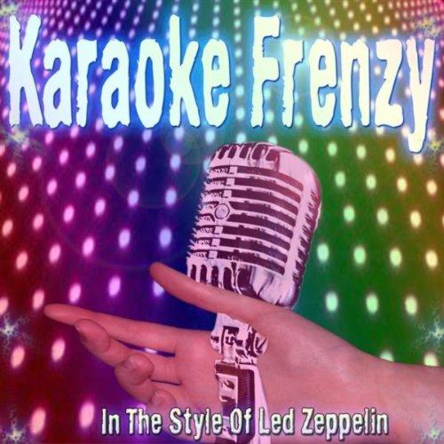 Black Dog (Karaoke Version In The Style Of Led Zeppelin)