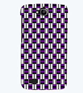 PRINTSWAG PATTERN Designer Back Cover Case for HUAWEI HONOR HOLLY