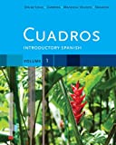 img - for Cuadros Student Text, Volume 1 of 4: Introductory Spanish (World Languages) book / textbook / text book
