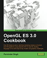OpenGL ES 3.0 Cookbook Front Cover