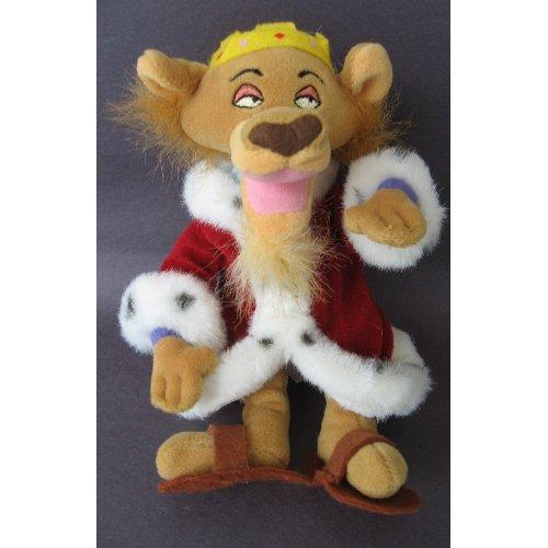Disneys Prince John Bean Bag - From Robin Hood