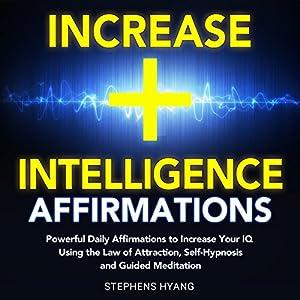 Increase Intelligence Affirmations Audiobook