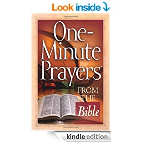 One-Minute Prayers(TM) from the Bible