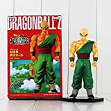 6''15.5CM Japanese Anime Dragon Ball Z Tien Shinhan PVC Action Figure Collection Model Toy for Kids