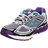 Brooks Ghost 5 W Pink/White/Grey Trainer 1201131B760 4.5 UK, 6.5 US