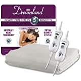 Dreamland 6994 Ready for Bed In 5 Minutes Heated Double Underblanket