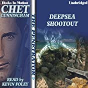 Deepsea Shootout: The Penetrator Series, book 16 | Chet Cunningham