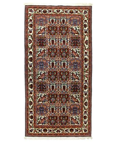 """Bashian Rugs Hand Knotted Indo, Panel, 6' 1"""" x 11' 10"""""""