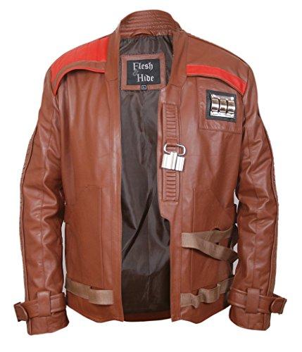 Men's Finn Leather Jacket
