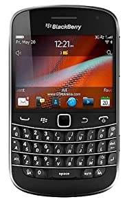 Blackberry BY-9900 Unlocked Cell Phone - International Version, Charcoal Black (Discontinued by Manufacturer)