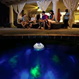 Floating Bluetooth Speaker and Light Show