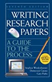 img - for Writing Research Papers with 2009 MLA and 2010 Updates: A Guide to the Process book / textbook / text book