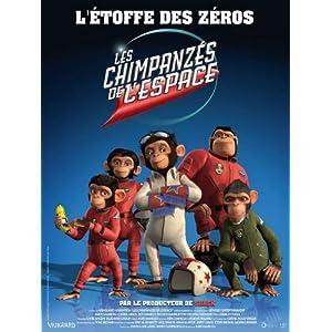 chimpanzés de l'espace (Les)