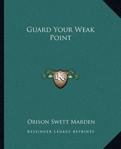 Guard Your Weak Point