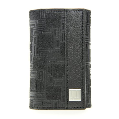 [ダンヒル] Dunhill 6連キーケース 【並行輸入品】 L2LH50A BLK (ブラック)