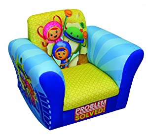 Nickelodeon Small Standard Rocker Team Umizoomi Problem Solved by Nickelodeon