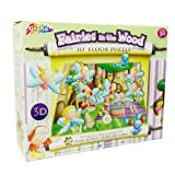 Grafix 3D 21 Piece My First Floor Puzzle Fairies In The Wood