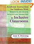 Academic Instruction for Students Wit...