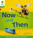 James Edward Oxford Reading Tree: Level 2: Floppy's Phonics Non-Fiction: Now and Then (Floppy Phonics)