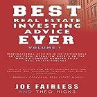 Best Real Estate Investing Advice Ever, Volume 1 Hörbuch von Joe Fairless, Theo Hicks Gesprochen von: Colleen Patrick