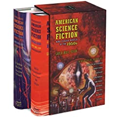 American Science Fiction: Nine Classic Novels of the 1950s by Various and Gary K. Wolfe
