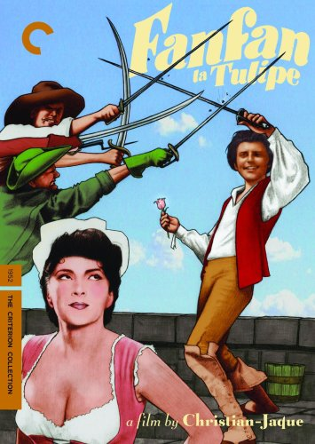 Cover art for  Fanfan La Tulipe