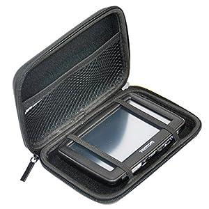 """Systafex Navi HardCase Hard Case Tasche Bag für TomTom Start 20 M / Start 25 / Start 25M / Via 135 M 4,3""""-5"""" Zoll"""