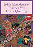 Judith Baker Montano Teaches You Crazy Quilting (At Home With the Experts!)