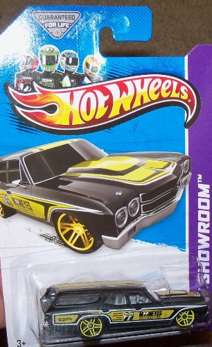 Hot Wheels HW Showroom 248/250 '70 Chevelle SS Wagon
