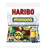 Haribo Minions 80g UK-Import