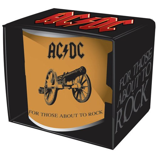 AC/DC - Mug For Those About To Rock