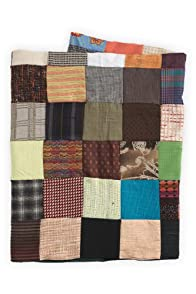 Green 3 Apparel Reclaimed USA-made Caring Quilt (Assorted)
