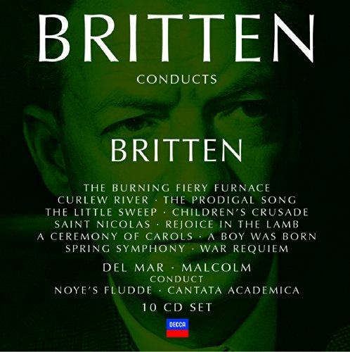 "Britten: The Burning Fiery Furnace, Op.77 - ""Adept In Magic"""