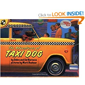 Click to buy Second Grade Books:  The Adventures of Taxi Dog by Debra Barracca from Amazon!