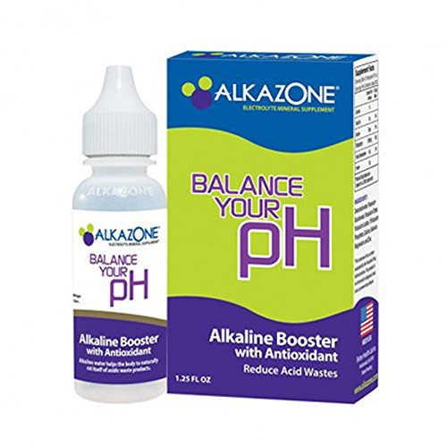 AlkaZone - Alkaline pH Booster Drops 1.25