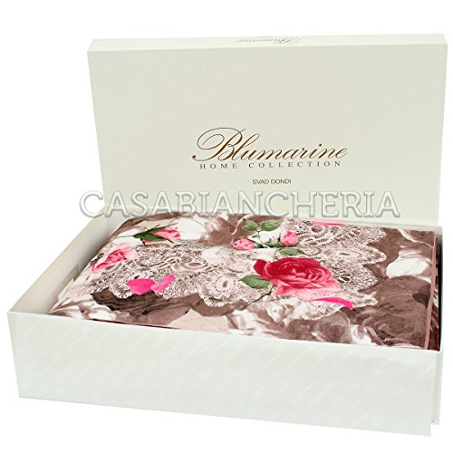 Plaid BLUMARINE HOME COLLECTION linea ROSEWOOD
