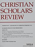 Christian-Scholar's-Review-Vol.-XXXI-No.-4-Summer-2002