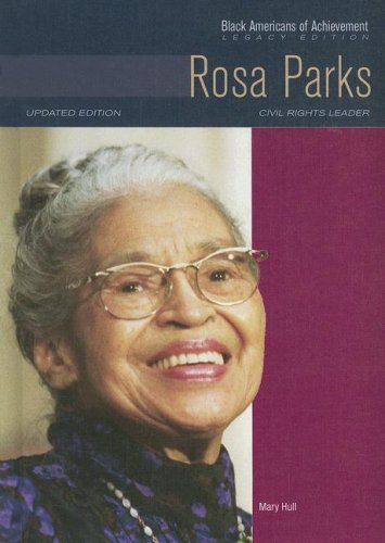 Rosa Parks: Civil Rights Leader (Black Americans of Achievement (Hardcover))
