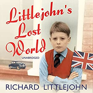 Littlejohn's Lost World Audiobook