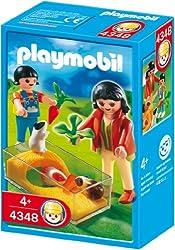 Playmobil Guinea Pig Pen