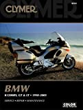 img - for By Clymer Staff Clymer Bmw K1200rs, Gt & Lt 1998-2005 (Clymer Motorcycle Repair) [Paperback] book / textbook / text book